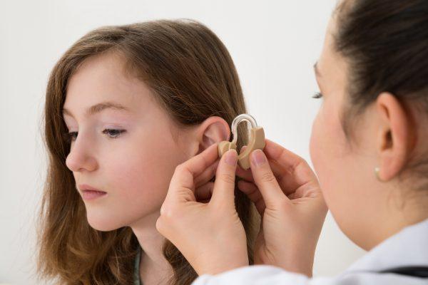 Brug af høreapparat behøver ikke at begrænse dig