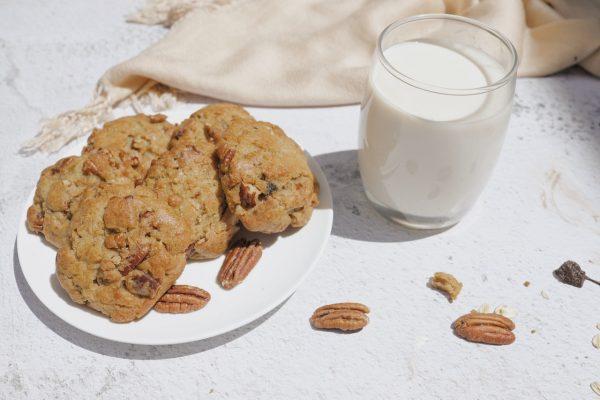 Bag småkager og opbevar dem korrekt
